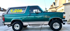$1,200🎃For🎃 Sale! 1996 Ford bronc🎃 for Sale in Fort Lauderdale, FL