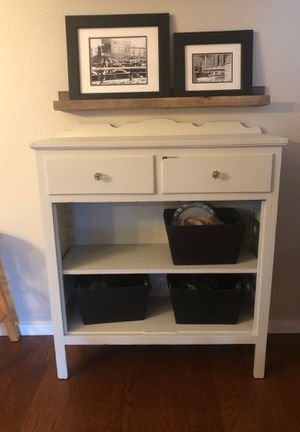 Cabinet-Petite Coffee Hutch for Sale in Bothell, WA