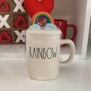 Rae Dunn Rainbow Mug UFT/UFS for Sale in Upland, CA