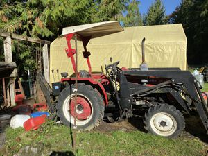 Jinma 284 tractor with backhoe attachment for Sale in Auburn, WA