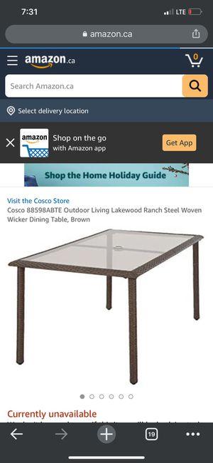 Outdoor TABLE for Sale in McDonough, GA