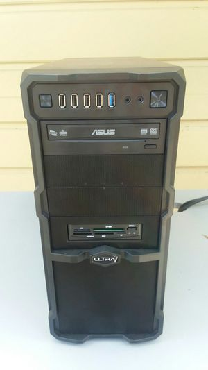 GAMING TOWER PC CASE for Sale in Tampa, FL