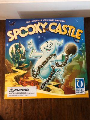 Multiple kids board games - spooky castle, Splattosaurus, sequence, castle logix, scrabble for kids, hoot owl hoot for Sale in Portland, OR