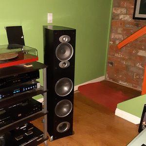 Polk Audio Speakers. for Sale in Santee, CA