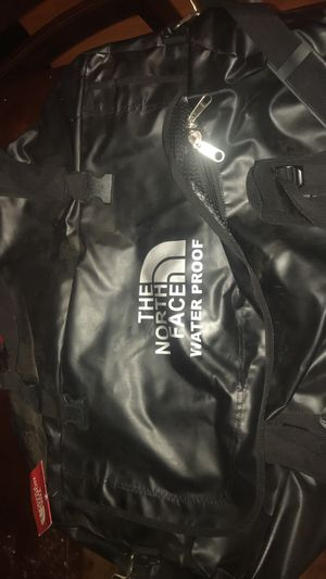 The North Face camp duffle bag waterproof for Sale in Stockton, CA