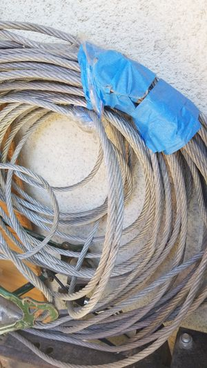 Warn Winch cable 9500 for Sale in Yorba Linda, CA