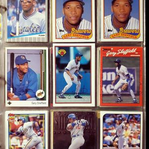 ☆GARY SHEFFIELD BASEBALL CARDS☆ for Sale in Columbus, OH