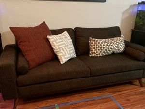 Couch and chair set $275 each (only selling as a set) for Sale in Concord, CA
