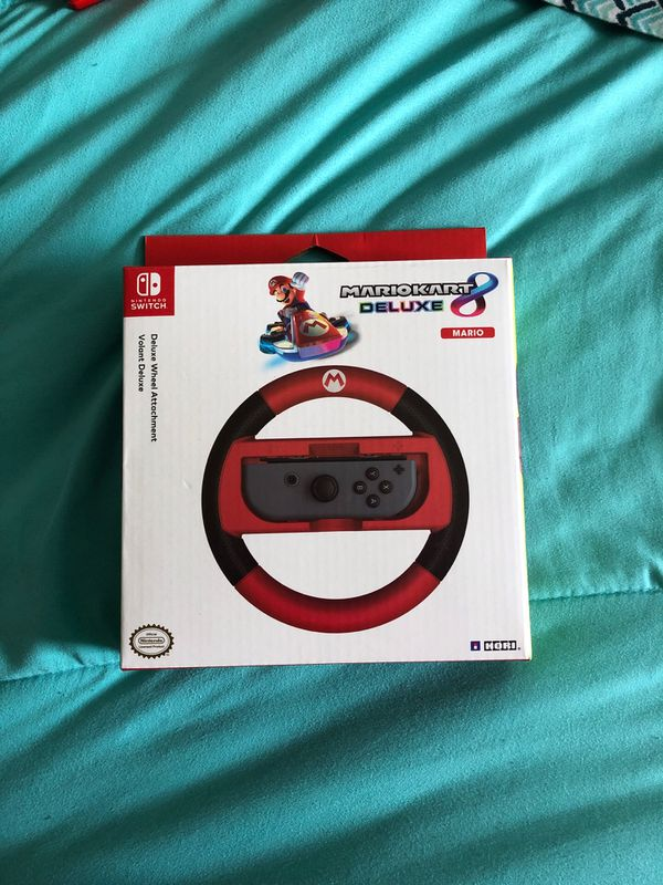 MarioKart Steering Wheel (Nintendo Switch)