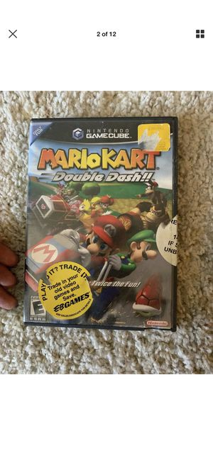 Mario kart double dash Nintendo game cube for Sale in Columbus, OH