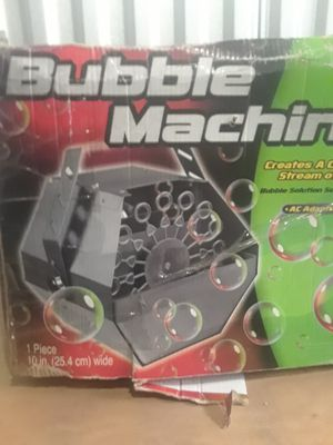 Máquina se burbuja for Sale in Hialeah, FL