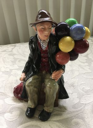 "Royal Doulton ""The Balloon Man"" HN1954 for Sale in Fond du Lac, WI"