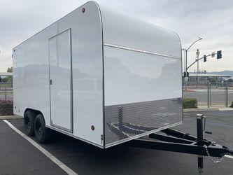 2019 Enclosed Trailer 8x16x7 for Sale in Vernon,  CA