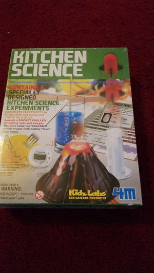 Science Kit for Sale in West Covina, CA