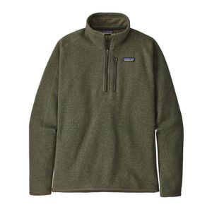 Selling Patagonia men 1/4 zip better sweater pullover size L for Sale in Euless, TX