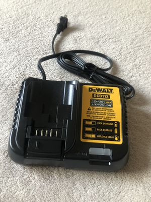 Dewalt new Charger for Sale in Los Angeles, CA
