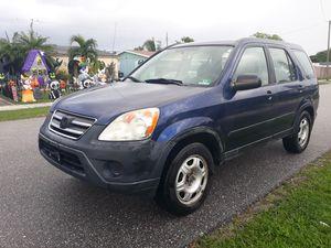Honda CRV 2005 for Sale in Pompano Beach, FL