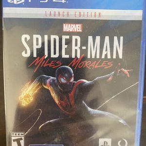 Spider Man Miles Morales for Sale in Glendale, AZ