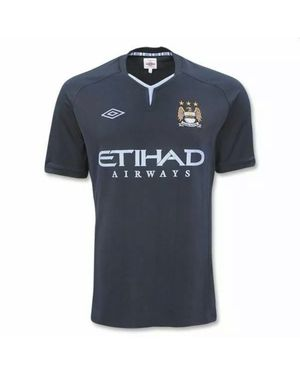 Umbro Manchester City away soccer football jersey 2010-2012 -L, XL for Sale in Portland, OR