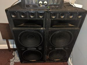 Dj equipment for Sale in North Chicago, IL