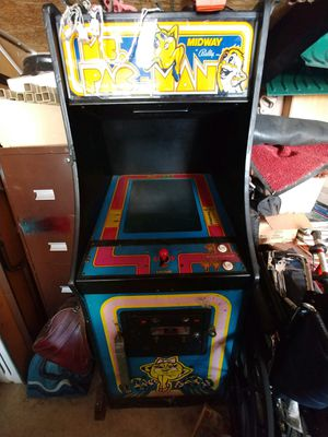 Ms pac man for Sale in Dearborn Heights, MI