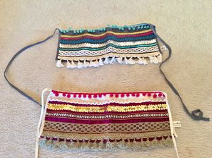 Natural Life BOHO artists or accessory apron for Sale in Dulles, VA