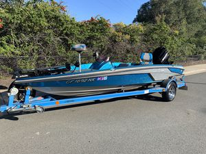 1993 Astro bass boat 18 1/2 foot for Sale in Antioch, CA