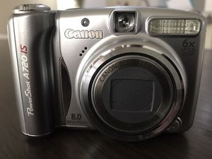 Canon PowerShot A720 Digital Camera for Sale in Henderson, NV