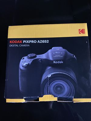 Kodak Pixpro AZ652 Digital Camera NEW for Sale in Los Angeles, CA