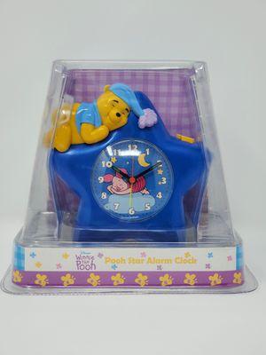 Winnie the Pooh Star Alarm Clock for Sale in Garden Grove, CA