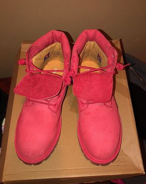 Hot Pink Girls Timberland Boots for Sale in Cincinnati, OH