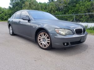 2002-2008 BMW 7 Series Parts 745 750 760 for Sale in Clearwater, FL