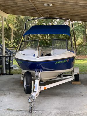 Bayliner 2006 175xt like new !!! for Sale in Bellevue, WA