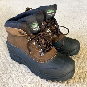 Mens ITASCA Ice Breaker Winter Boots Size 11 With Brown Leather - BRAND NEW!! for Sale in Easton, PA