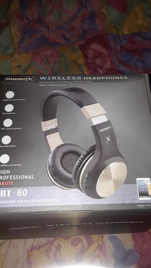 Brand New Bluetooth Headphones for Sale in Chandler, AZ