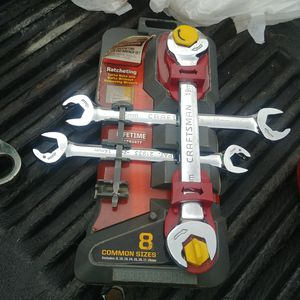 Craftsmen Ratcheting Wrenches for Sale in San Antonio, TX