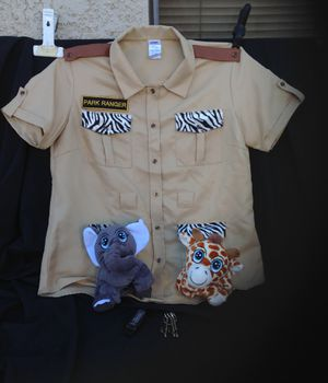 Zoo Keeper Costume for Sale in Menifee, CA