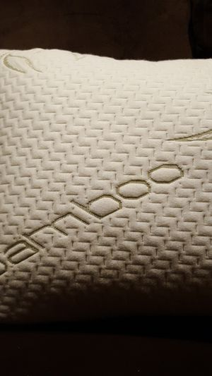 """BAMBOO large 31""""× 16"""" pillow for Sale in Des Plaines, IL"""