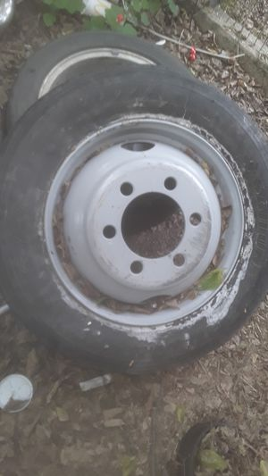 Dually Dodge RV spare like new for Sale in Benbrook, TX