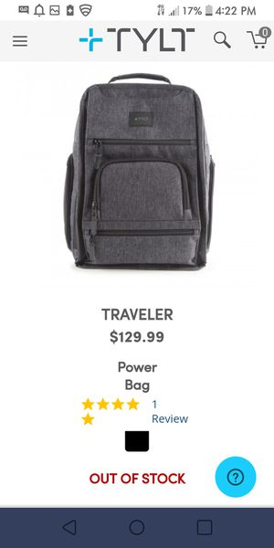 Tylt Backpack for Sale in Aurora, CO