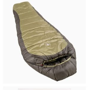 Coleman north rim mummy sleeping bag for Sale in Atwater, CA