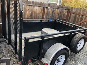 PJ Utility Trailer for Sale in Ripon, CA