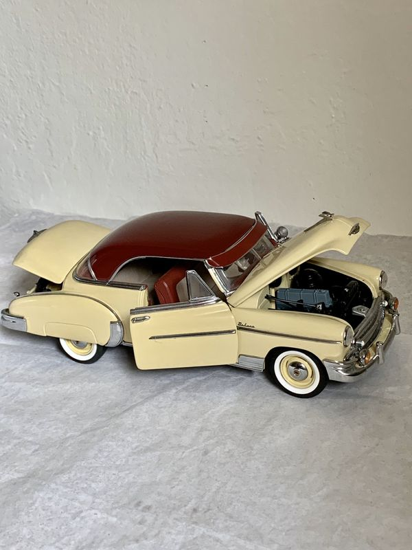 Franklin Mint 1/24 Scale Chevrolet Bel Air 1950 Models Car
