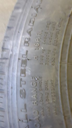 WESTLAKE TRAILER TIRES 215/75/17.5 for Sale in Phoenix, AZ