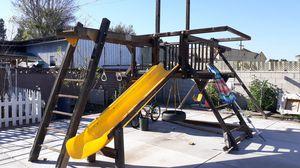 Huge swing set for Sale in Lynwood, CA