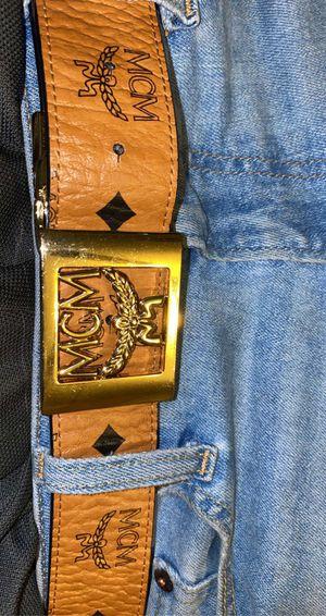 MCM Belt for Sale in Purcellville, VA
