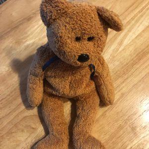 """Ty Beanie Baby """"Fuzz The Bear"""" for Sale in Frostproof, FL"""