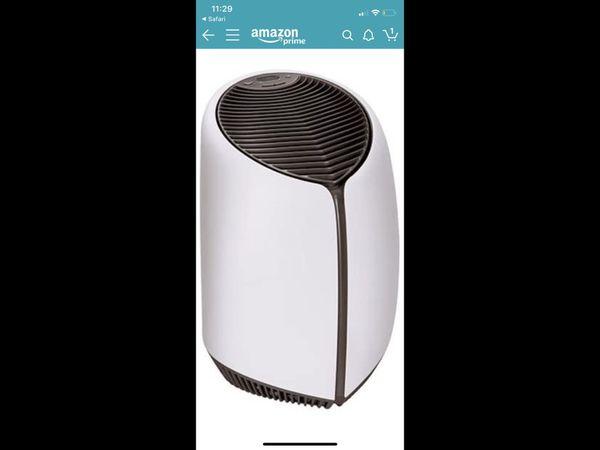 Honeywell - enviracaire HEPA-Germicidal Air Purifier