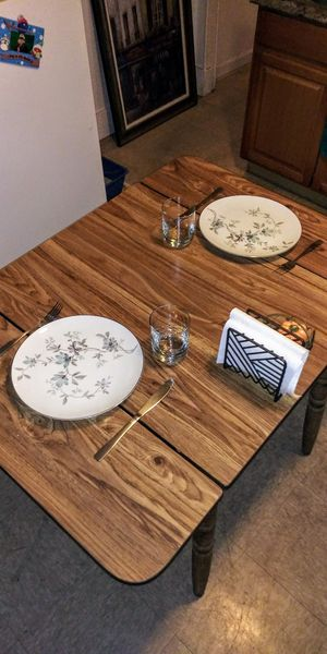 Small Collapsable Kitchen Table for Sale in Lynn, MA