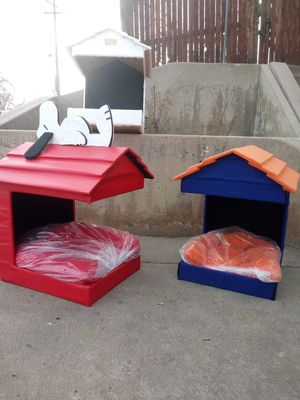 Custom Indoor Dog Beds Dog Houses for Sale in Denver, CO